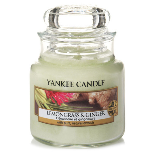 Yankee Candle Lemongrass and ginger 104g