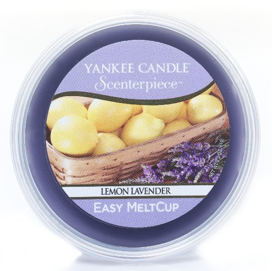 Yankee Candle Scenterpiece Easy MeltCup 61g Lemon Lavender