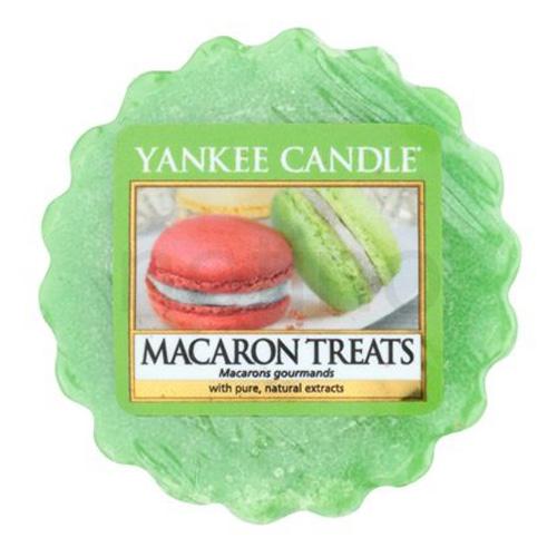 Yankee Candle Vonný vosk Macaron treats 22g