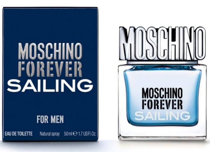 Moschino Forever Sailing M EDT 50ml
