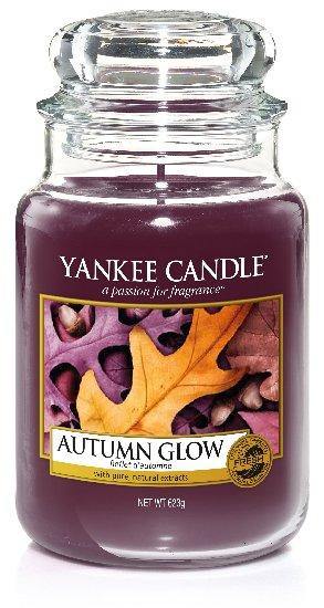 Yankee Candle 623g Autumn Glow