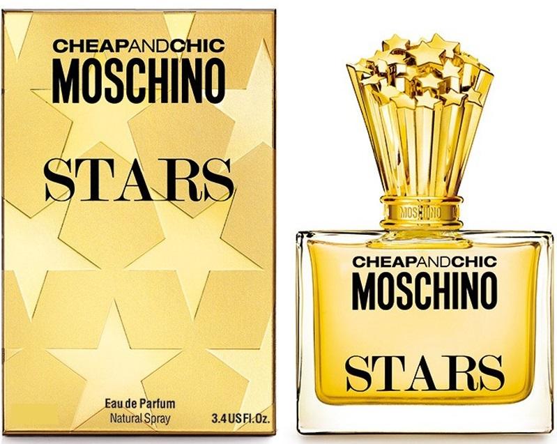 Moschino Cheap & Chic Stars W EDP 30ml