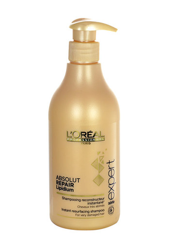 L'Oréal Professionnel Série Expert Absolut Repair Lipidium Shampoo 500ml W