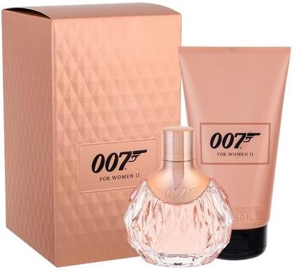 James Bond 007 For Women II W EDP 50ml + BL 150ml