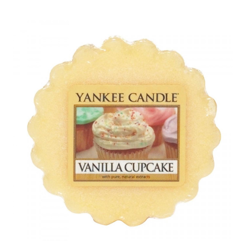 Yankee Candle Vonný vosk Vanilla cupcake 22g
