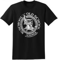 REUZEL Old School T-Shirt Black Large