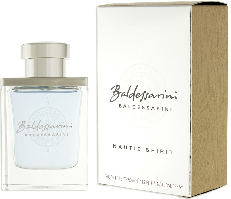 Baldessarini Nautic Spirit M EDT 50ml