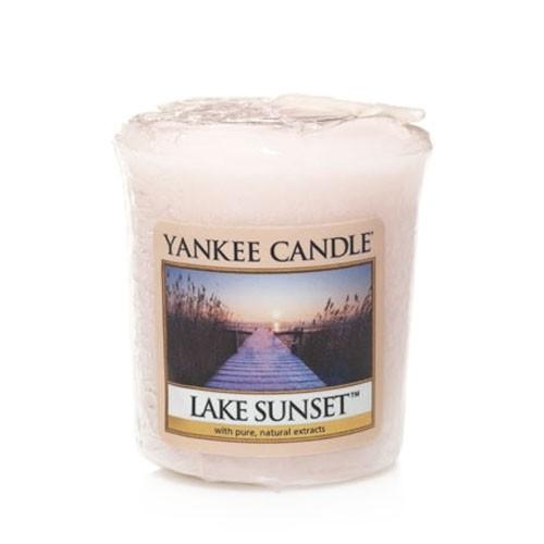 Yankee Candle Votivní svíčka Lake sunset 49g
