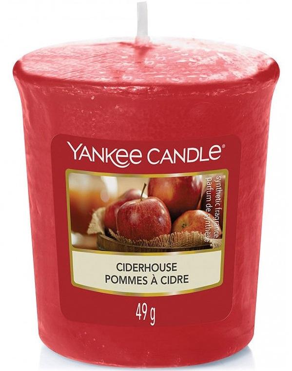 Yankee Candle votivní svíčka Ciderhouse 49g