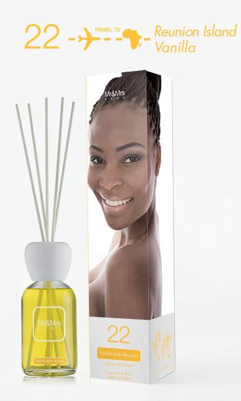 Mr&Mrs Fragrance Easy Fragrance Diffuser 22 Reunion Island Vanilla