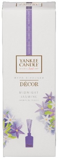 Yankee Candle Reed Diffuser Décor 170ml Midnight Jasmine