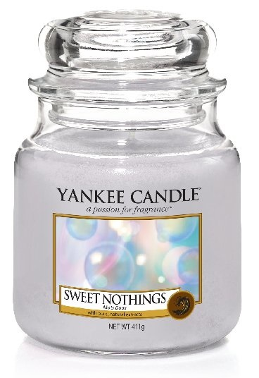 Yankee Candle 411g Sweet Nothings