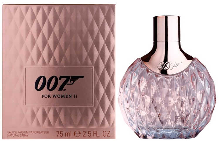 James Bond 007 For Women II W EDP 75ml