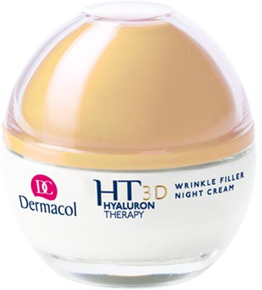 Dermacol Hyaluron Therapy 3D Wrinkle Filler Night Cream 50ml