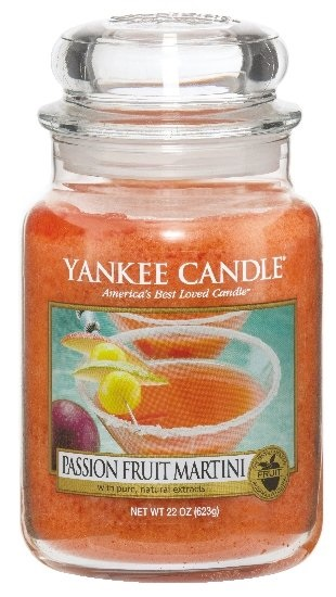 Yankee Candle 623g Passion Fruit Martini