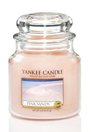 Yankee Candle Pink sands 411g