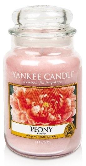 Yankee Candle 623g Peony