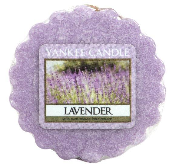 Yankee Candle vonný vosk 22g Lavender