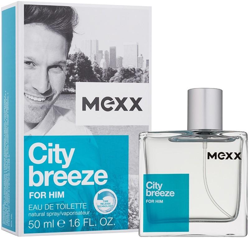 Mexx City Breeze For Him M EDT 50ml