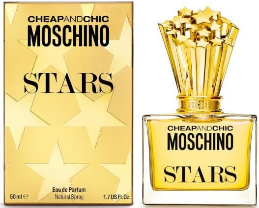 Moschino Cheap & Chic Stars