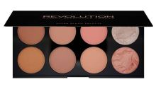 Makeup Revolution London Ultra Blush Palette 13g - Hot Spice
