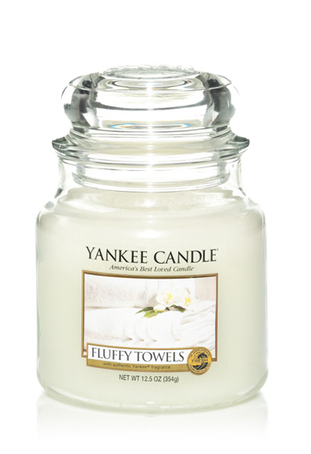 Yankee Candle Fluffy towels 411g