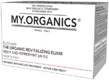 MY.ORGANICS The Organic Revitalizing Elixir Neem And Peppermint 6 Vials