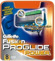 Gillette Fusion Proglide Power 8ks