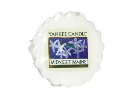 Yankee Candle Vonný vosk Midnight jasmine 22g