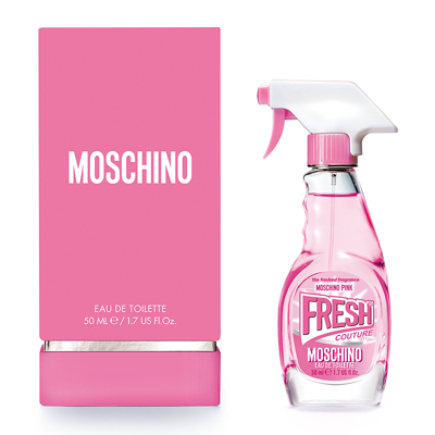 Moschino Fresh Couture Pink W EDT 50ml