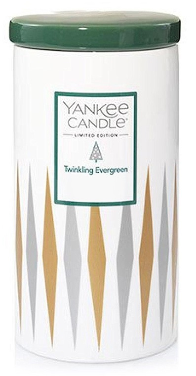 Yankee Candle Décor Collectors Edition 2017 354g Twinkling Evergreen