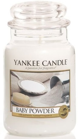 Yankee Candle 623g Baby Powder