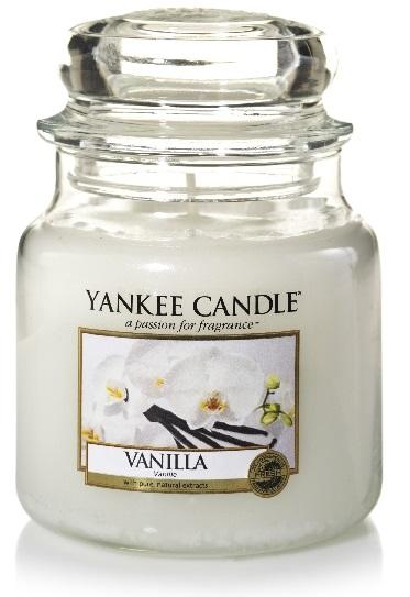 Yankee Candle 411g Vanilla