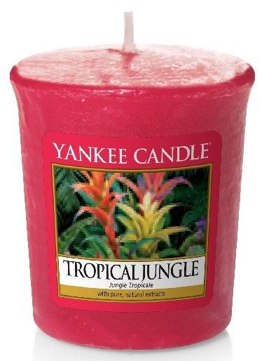 Yankee Candle votivní svíčka 49g Tropical Jungle