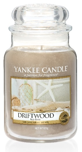 Yankee Candle 623g Driftwood
