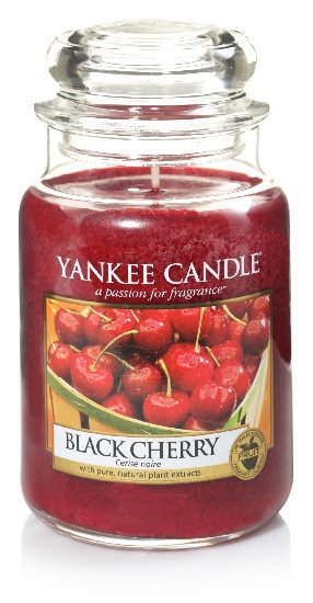 Yankee Candle Black cherry 623g