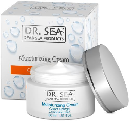 DR. SEA Carrot & Orange Moisturizing Cream 50ml